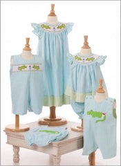 Smocked & Appliquéd Children's Clothes: Online Baby Boutiques Share a Beautiful Southern Tradition