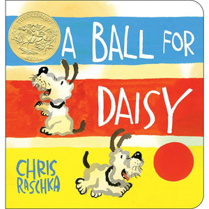 A Ball For Daisy Board Book - Madison-Drake Children's Boutique