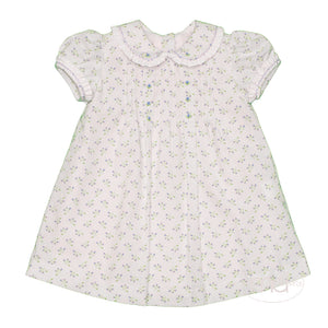 Anavini Girls Embroidered Stephanie Float Dress - Madison-Drake Children's Boutique