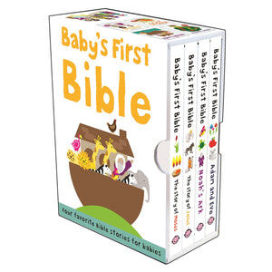 Baby's First Bible Stories Boxed Set