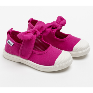 Chus Athena Fuchsia Girls Shoes - Madison-Drake Children's Boutique