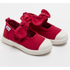Chus Athena Red Girls Shoes - Madison-Drake Children's Boutique