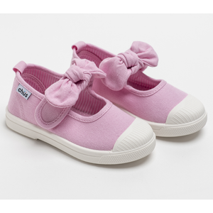Chus Athena Light Pink Girls Shoes - Madison-Drake Children's Boutique