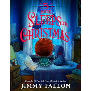 5 More Sleeps 'Til Christmas Children's Book