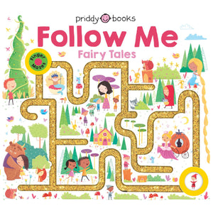 Follow Me Fairytales Activity Book