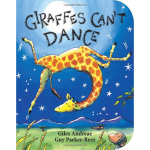 Giraffes Can't Dance Children's Board Book