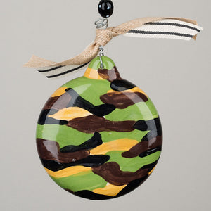 Glory Haus Love to Hunt Christmas Ornament - Madison-Drake Children's Boutique