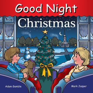 Good Night, Christmas Children's Board Book