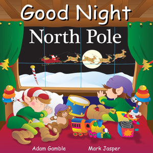 Good Night, North Pole Children's Board Book