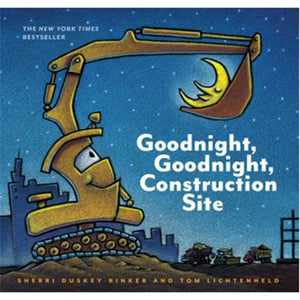 Goodnight, Goodnight, Construction Site - Madison-Drake Children's Boutique
