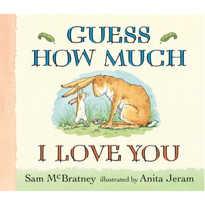 Guess How Much I Love You Board Book - Madison-Drake Children's Boutique