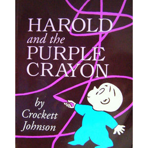 Harold and the Purple Crayon - Madison-Drake Children's Boutique
