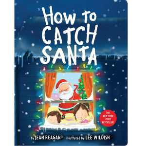 How to Catch Santa Children's Book