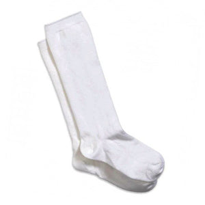 Jefferies Socks Boys White Dress Knee Socks - Madison-Drake Children's Boutique