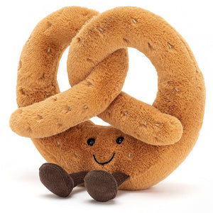 Jellycat® Amuseable Stuffed Pretzel Plush Toy