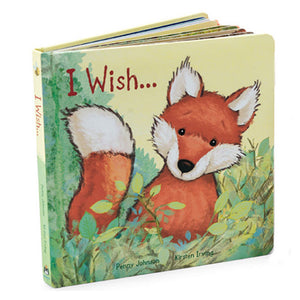 Jellycat® I Wish... Board Book