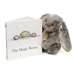 Jellycat® Magic Bunny Book - Madison-Drake Children's Boutique