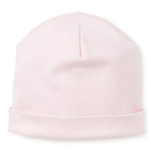 Kissy Kissy Baby Girl's Pink Newborn Hat