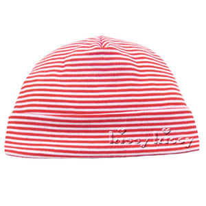Kissy Kissy Baby Boys / Girls Red Striped Hat - Madison-Drake Children's Boutique
