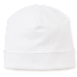 Kissy Kissy Baby Boys / Girls White Hat - Madison-Drake Children's Boutique