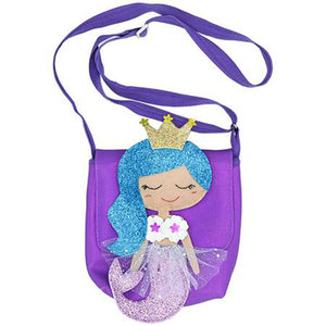Lily & Momo Mermaid Tale Little Girl's Purse - Madison-Drake Children's Boutique