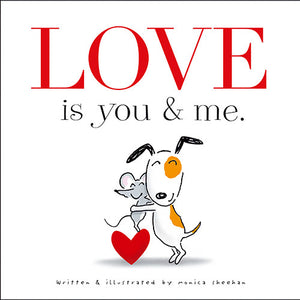 Love Is You & Me - Madison-Drake Children's Boutique