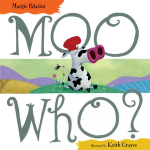Moo Who? - Madison-Drake Children's Boutique