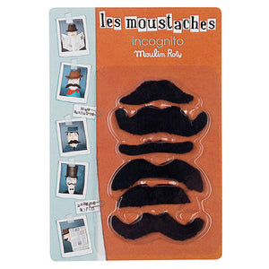 Moulin Roty Les Moustaches Childrens Disguise - Madison-Drake Children's Boutique