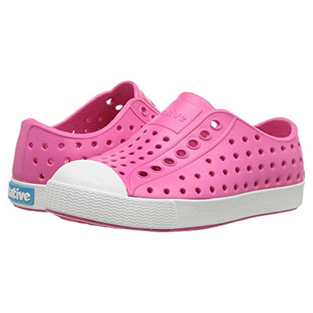Native Kid's Shoes - Hollywood Pink