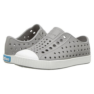 Native Kids Shoes - Pigeon Grey Jefferson - Madison-Drake Children's Boutique