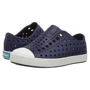 Native Kids Shoes - Regatta Blue Jefferson - Madison-Drake Children's Boutique