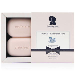 Noodle & Boo French-Milled Baby Soap - Madison-Drake Children's Boutique