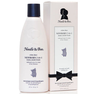 Noodle & Boo Newborn 2-in-1 Hair & Body Wash - Madison-Drake Children's Boutique