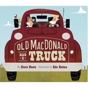 Old MacDonald Had a Truck - Madison-Drake Children's Boutique