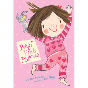 Pollys Pink Pajamas by Vivian French - Madison-Drake Children's Boutique