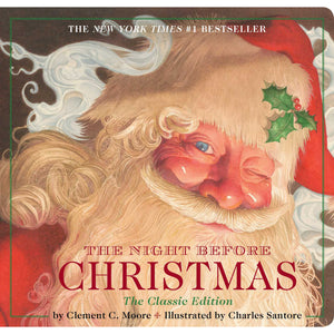 The Night Before Christmas Children's Board Book