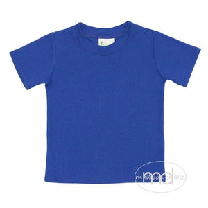 Zuccini Boys Basic Royal Blue T-Shirt - Madison-Drake Children's Boutique