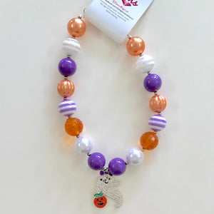 Little Gems Halloween Necklace
