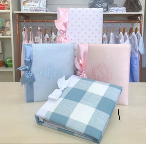 Custom Baby Book - Madison-Drake Children's Boutique