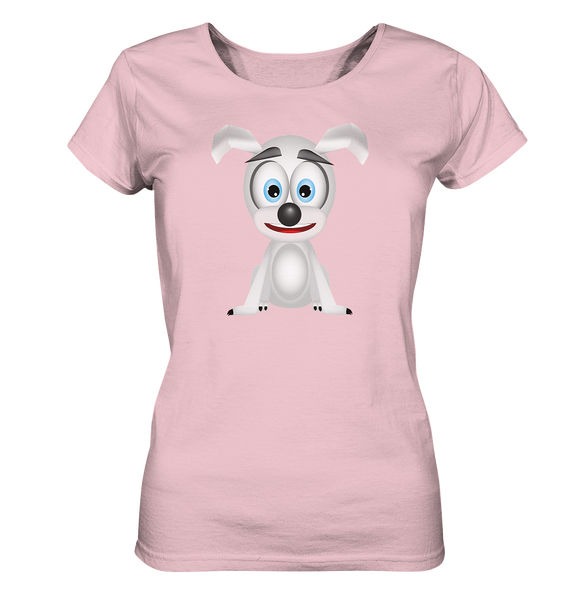 Kawaii Dog - Ladies Organic Shirt