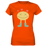 Cute monster Head - Ladies Premium Shirt