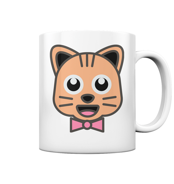 Kawaii Mug I Love Cats - Tasse glossy