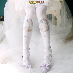 Anime Card Captor Sakura Kero Kawaii  Tights