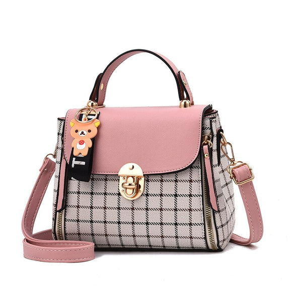 Cute Korean-style Fashion Handbag and Over-the-shoulder Bag