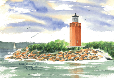 CONNECTICUT Lighthouses - See all 24 Lighthouses!