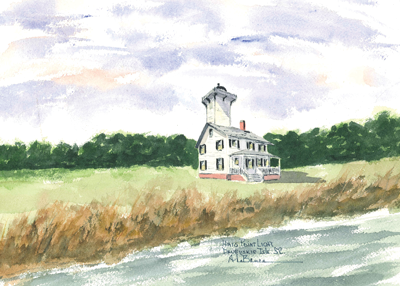 Haig Point Light, SC