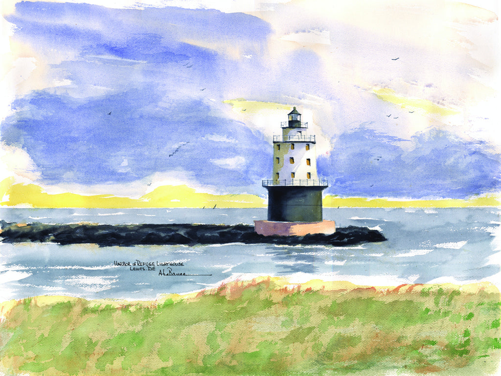 Harbor of Refuge Lighthouse, DE