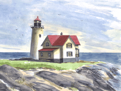 Cape Neddick (Nubble), ME