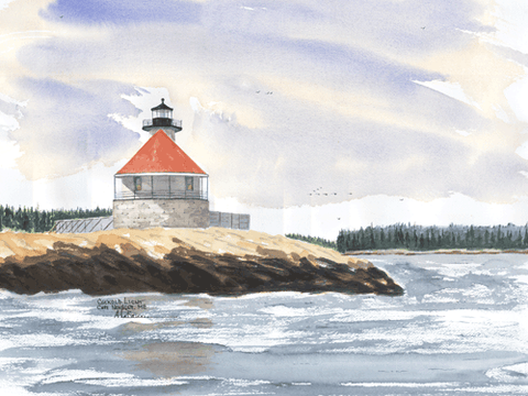 Cuckold Light, ME