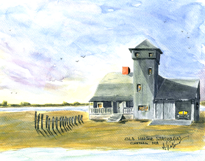 Old Harbor Station, MA
